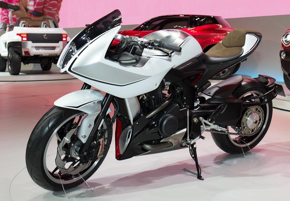 Suzuki Motoren